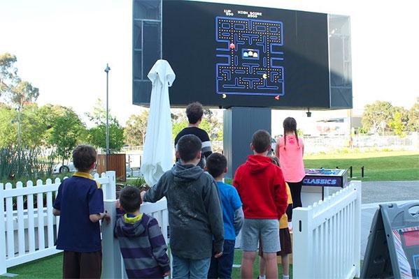 Aotea Square Arcade