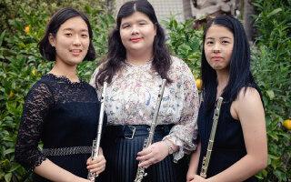 Duos, Trios & Quartets