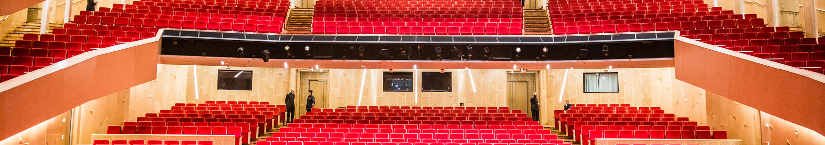 Kiri Te Kanawa Theatre, Aotea Centre