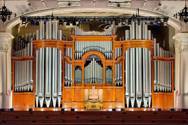 Free Organ Concert Series 2021