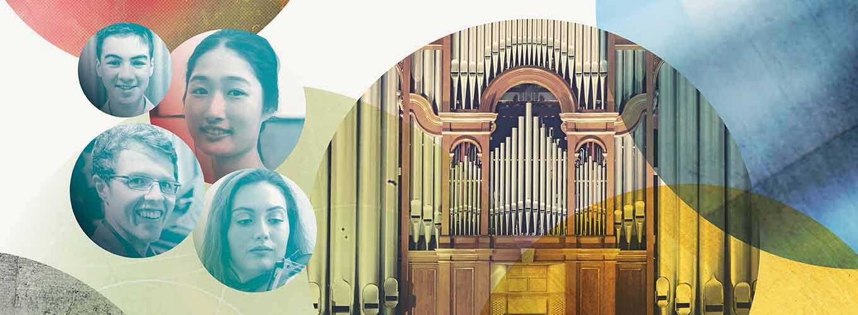 Free Organ Concert Series: Rising Stars | Auckland Town Hall | 23 May