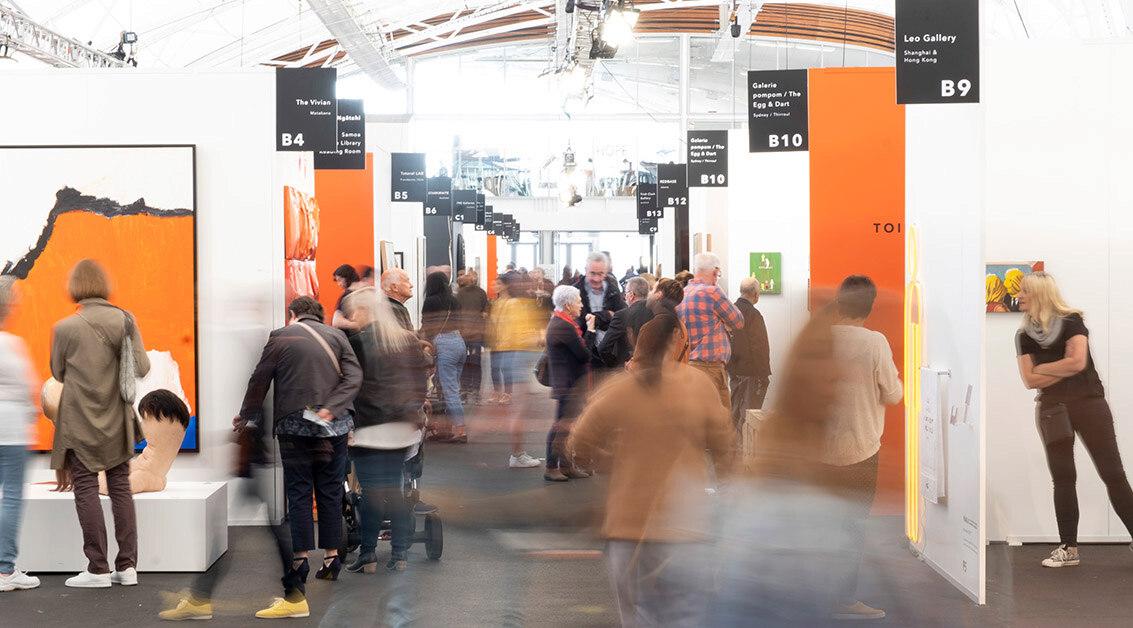Auckland Art Fair 2021