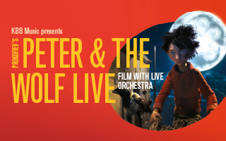 Peter & The Wolf - Live