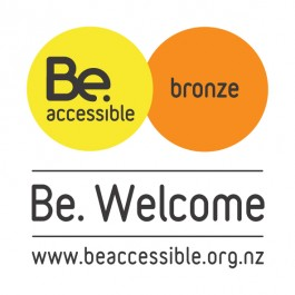 Be accessible Bronze rating