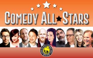 Comedy All-Stars - Comedy Club