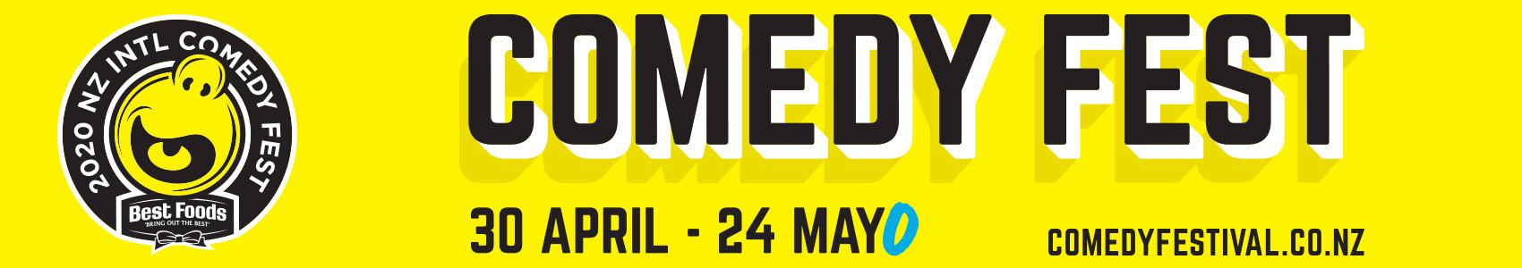 2020 NZ International Comedy Festival