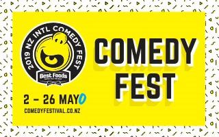 2019 NZ International Comedy Festival