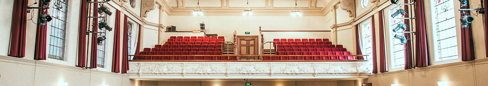 Concert Chamber, Auckland Town Hall