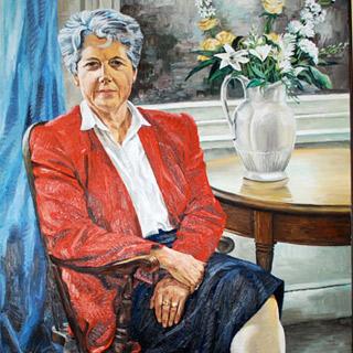 Dame Catherine Tizard