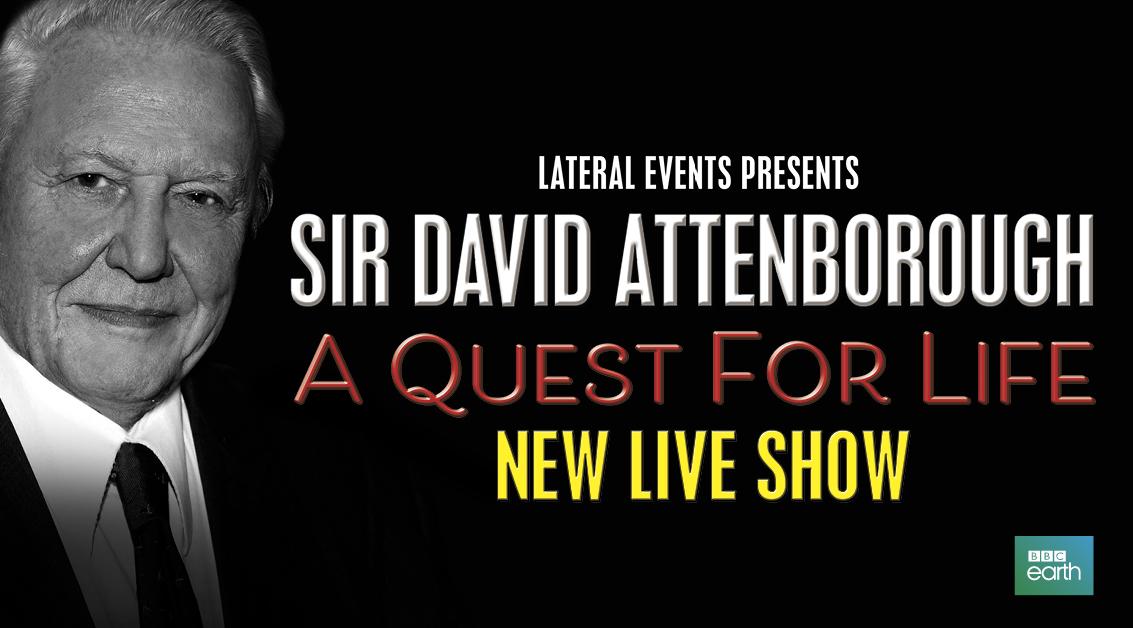 Sir David Attenborough – A Quest for Life