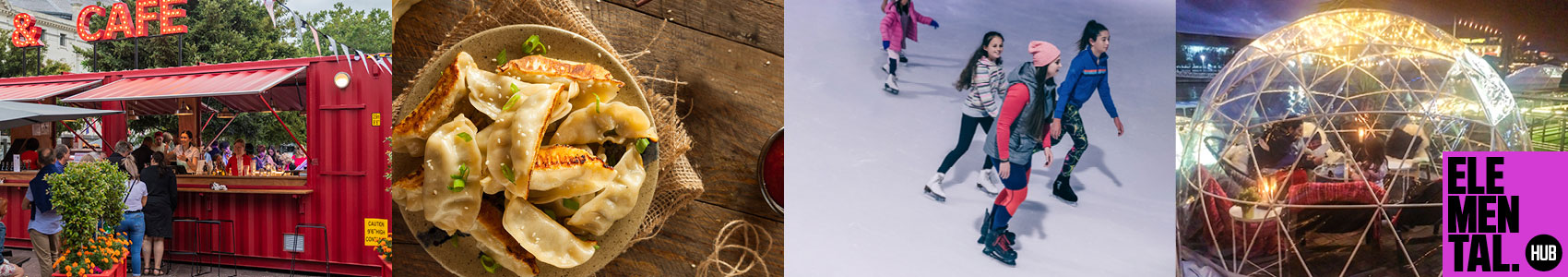 Auckland Comes Out To Eat, Play And Skate