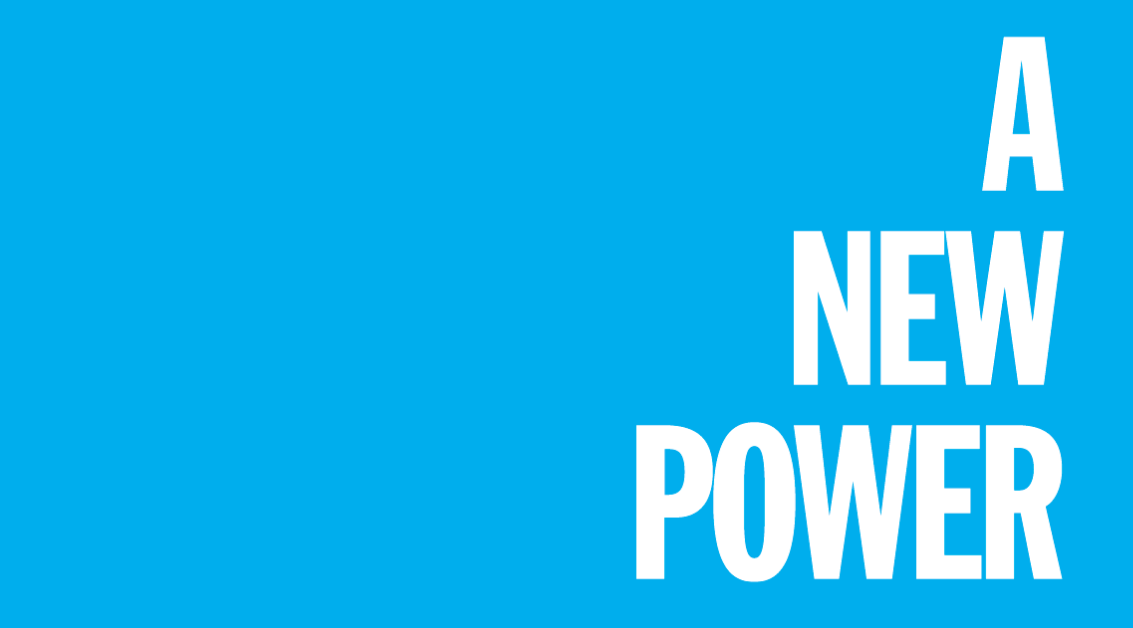 The University of Auckland Festival Forum: A New Power