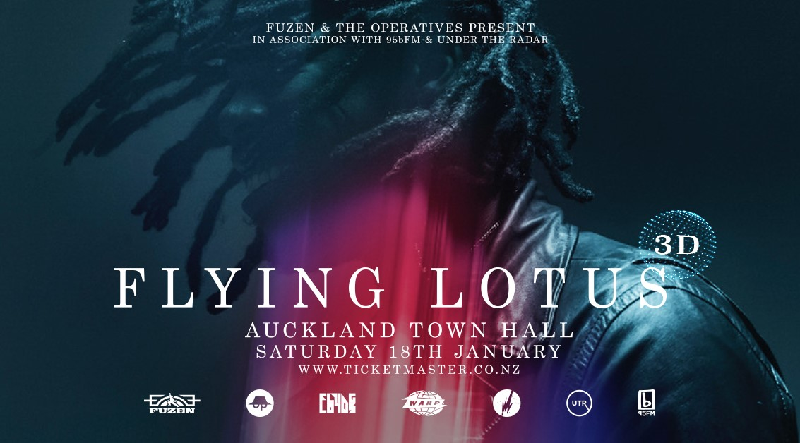 Flying Lotus 3D