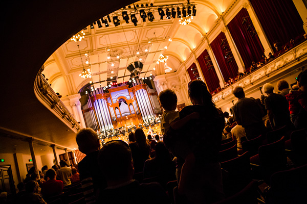 Great Hall, Auckland Town Hall