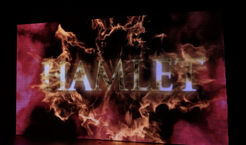 HAMLET: The Video Game  (The Stage Show)