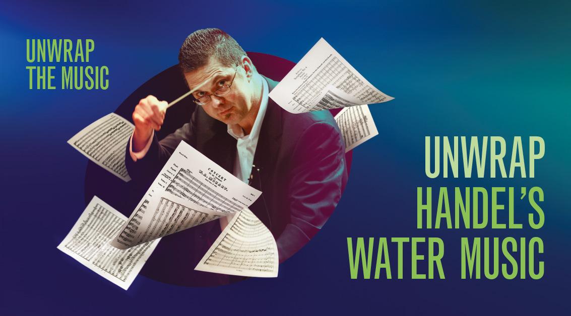 Handel's Water Music