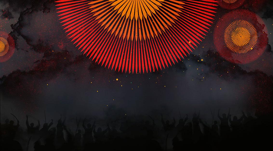 Handel's Royal Fireworks Music
