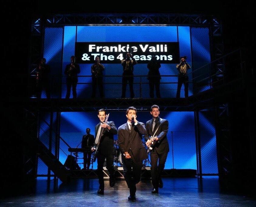 Jersey Boys - US Star to Play FRANKIE VALLI