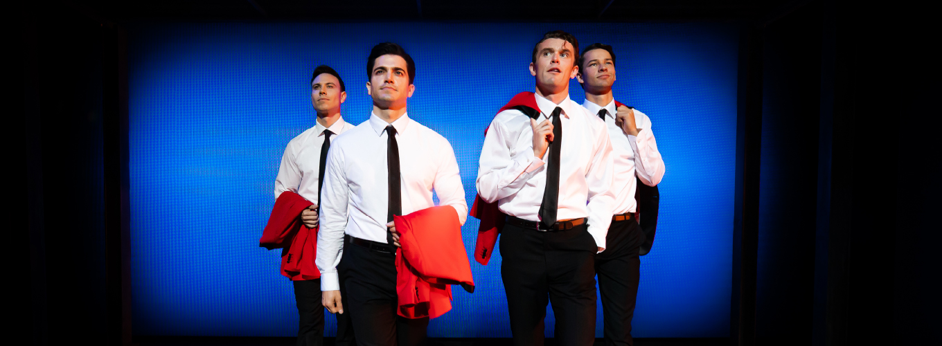 Jersey Boys | The Civic | 17 Apr - 16 May 2021