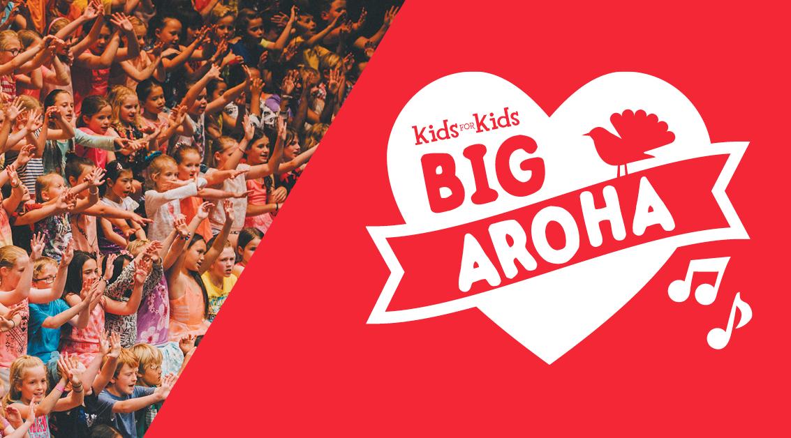 Kids for Kids - Big Aroha