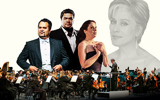 A Gala Concert in the Presence of Dame Kiri Te Kanawa