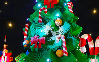 LEGO® Christmas Tree