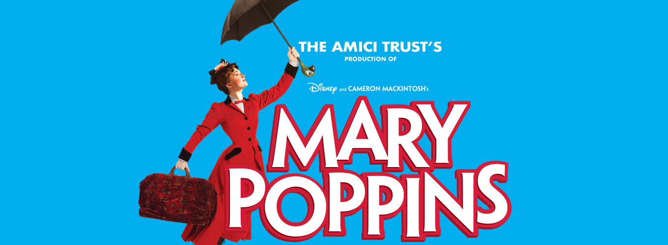 Mary Poppins | The Civic | 2 – 17 Oct