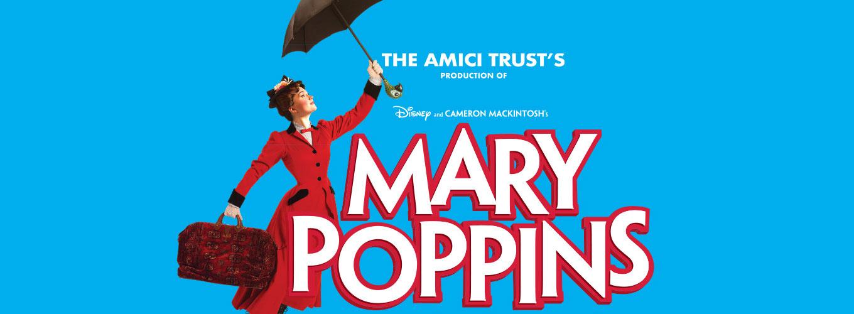 Mary Poppins | The Civic | 16 Oct – 1 Nov