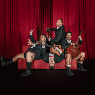 Modern Māori Quartet Garage Party media release