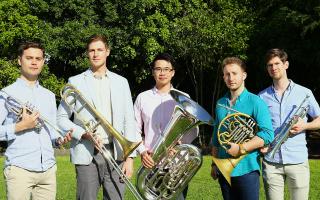 Auckland Principal Brass Quintet