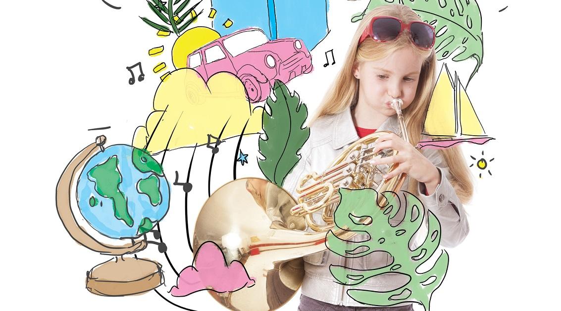 Music Around the World with Imani Winds