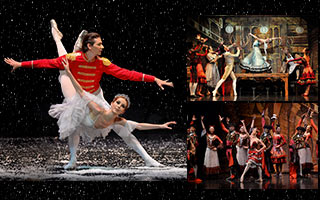 The Nutcracker & Don Quixote