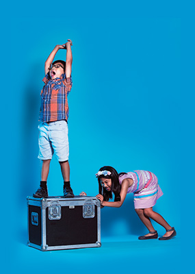 Kids Takeover - Stars of Tomorrow