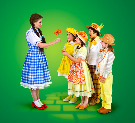 The Wizard Of Oz Past Event Auckland Live