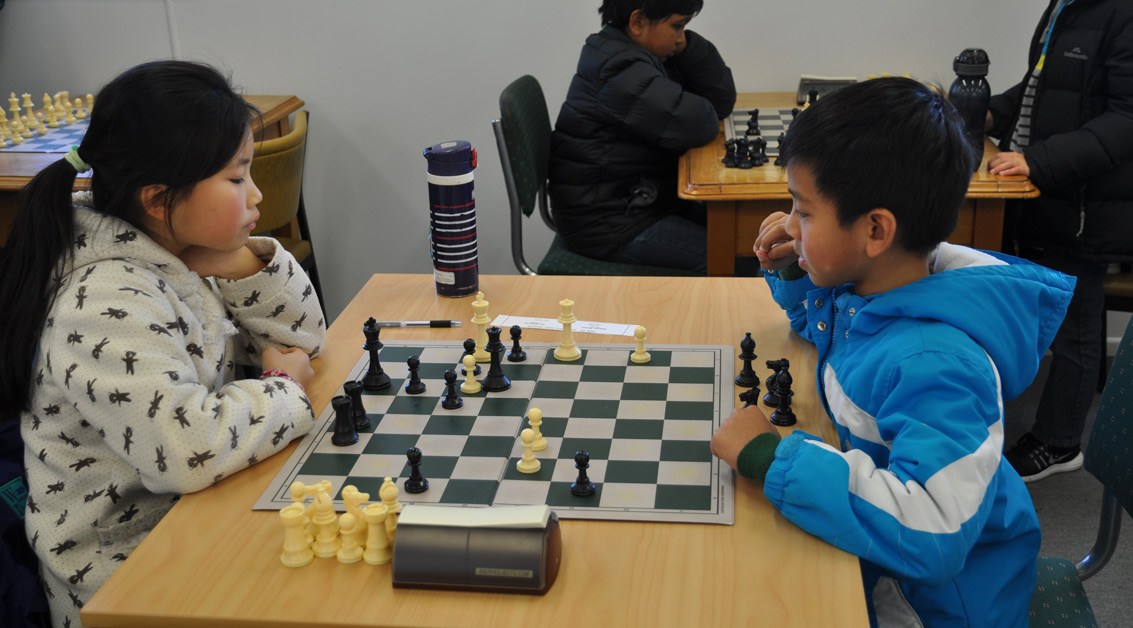 Auckland Chess Centre Junior Rapid