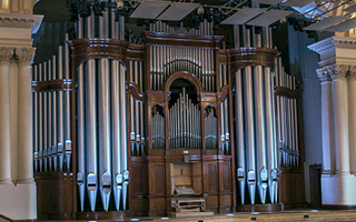Open Day at Auckland Town Hall Organ
