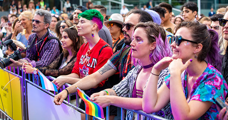 Auckland Pride Party