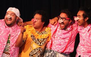 Auckland Live Pick & Mix: Goldilocks and the Three Little Puaka