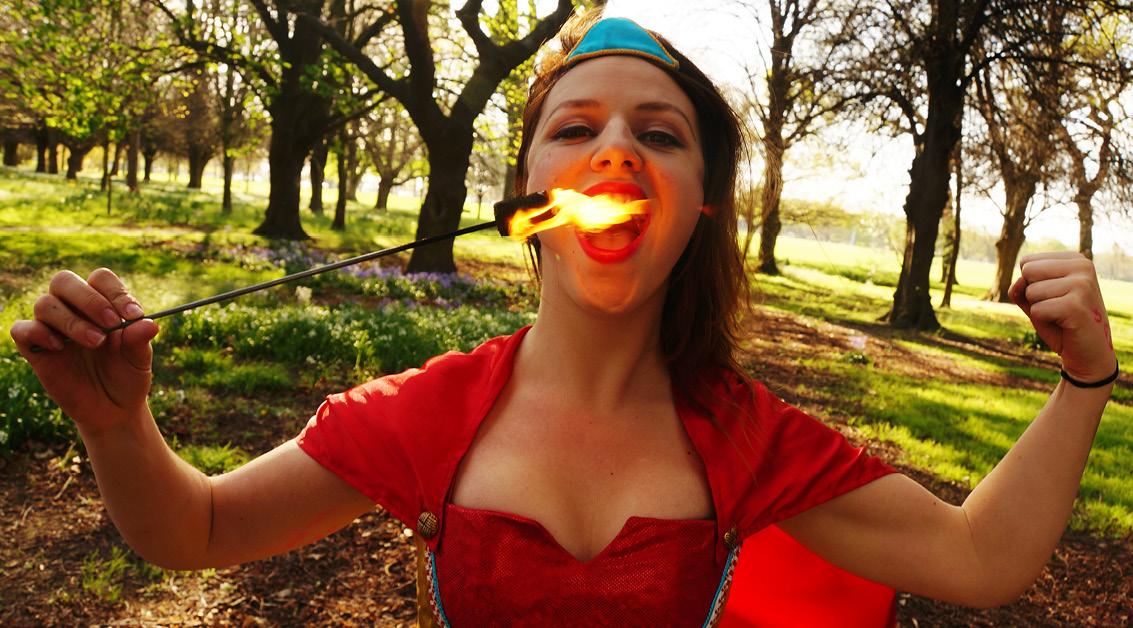 Auckland Live Pick & Mix: Superhero Circus