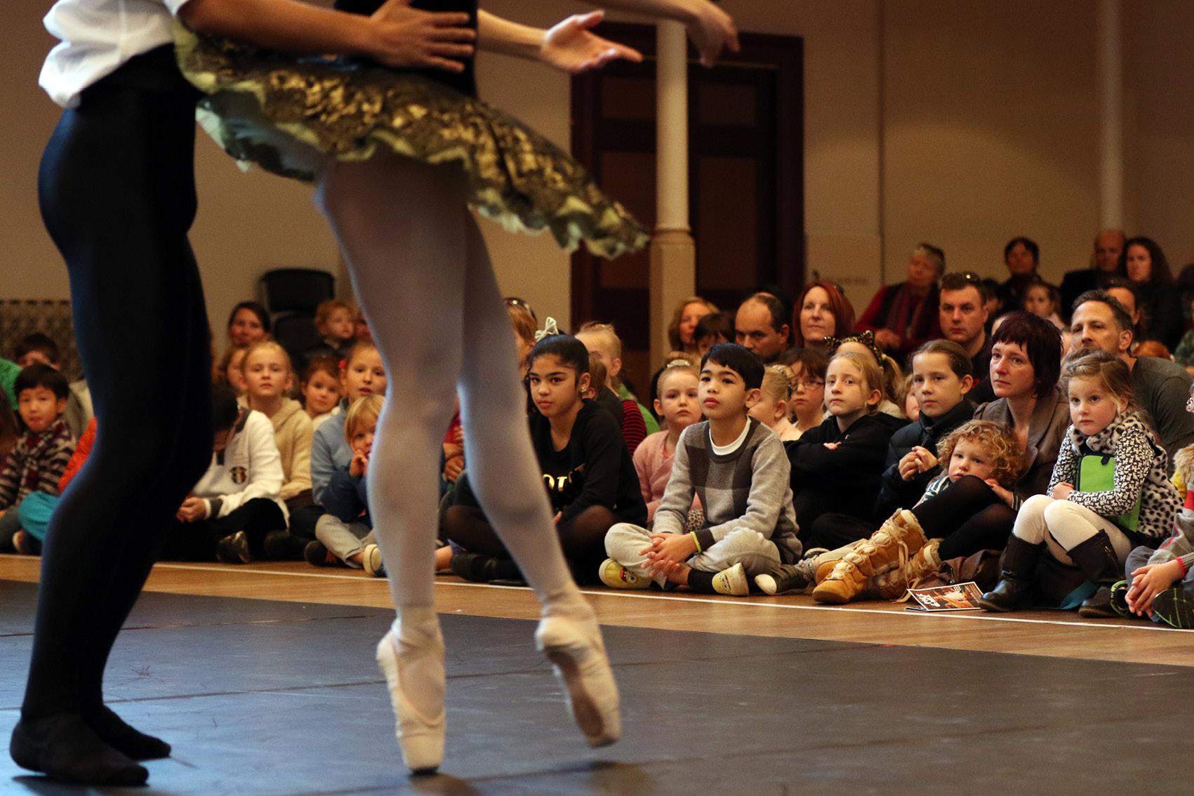 <p>The Royal New Zealand Ballet at Pick and Mix</p>