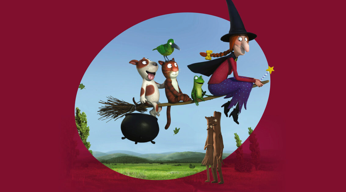 Room on the Broom & Stickman