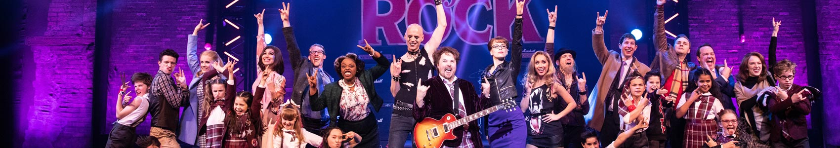 Know before you go: School of Rock