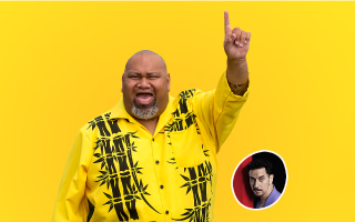 Sorry Bout It – Tofiga with James Nokise