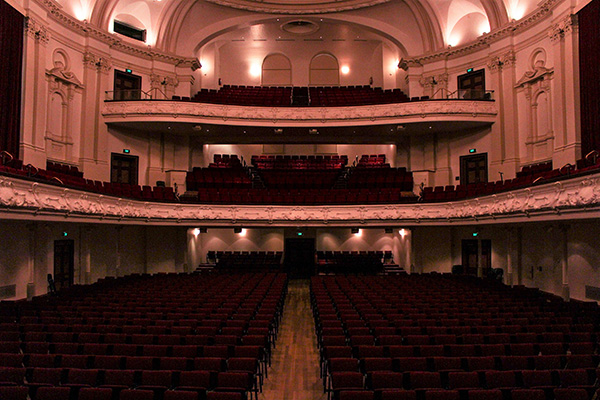 Auckland Town Hall Tours