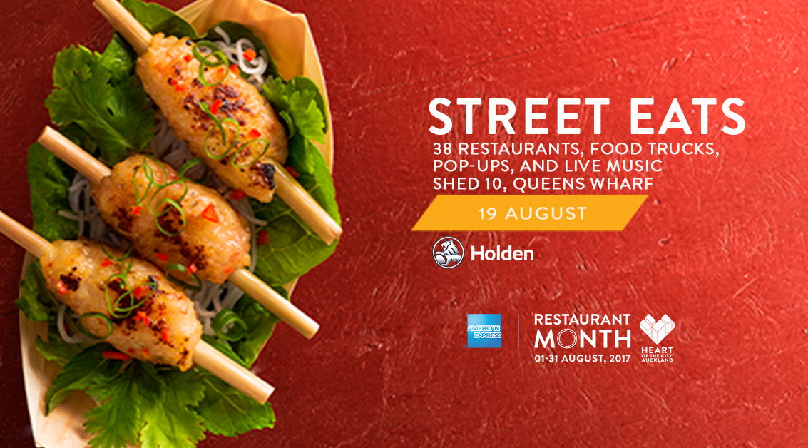 Street Eats With Holden Spark Past Event Auckland Live