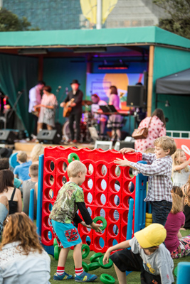 Auckland Live Summer in the Square