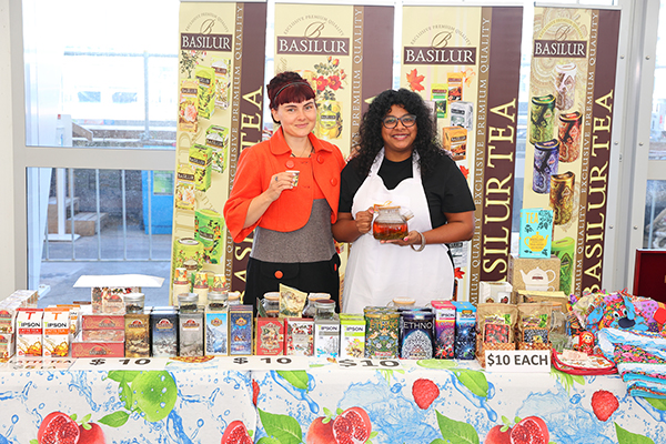 The Chocolate and Coffee Festival