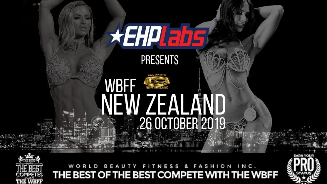 The WBFF New Zealand