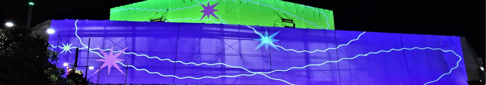 Aotea Centre Wrap