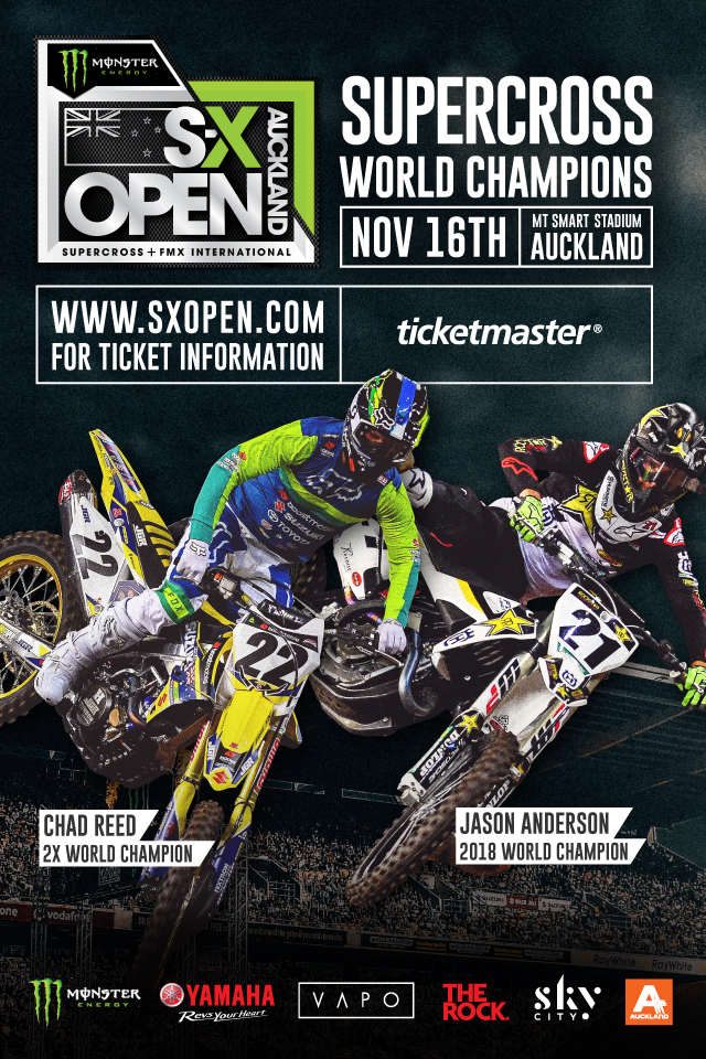 Monster Energy S-X Open 2019